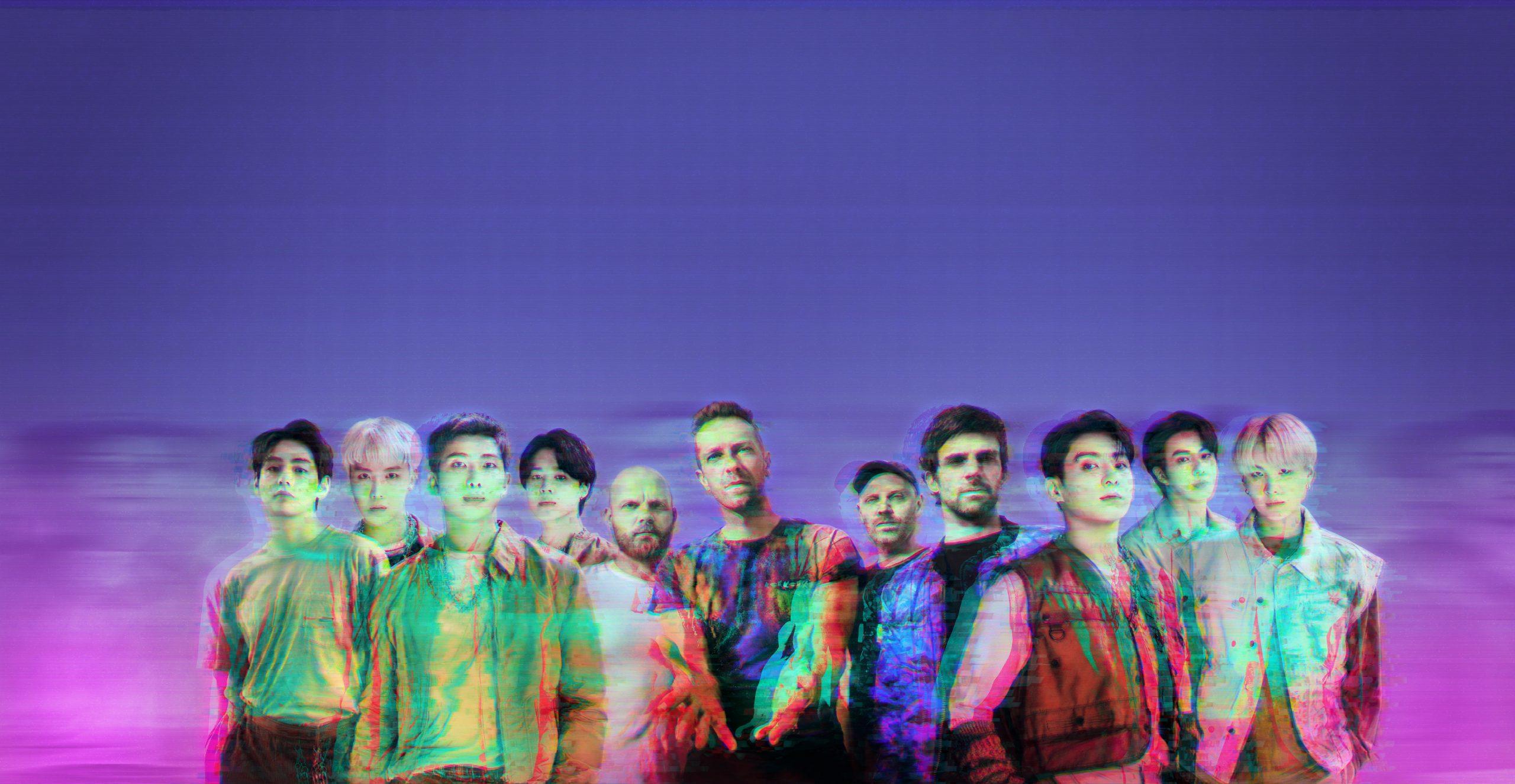 BTS Kolaborasi Bareng Coldplay, Ini Alasan Chris Martin Rela Terbang ke Korea