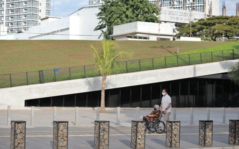 Wajah Baru Cikini, Daerah Destinasi Pariwisata Urban 'Punye' Jakarta