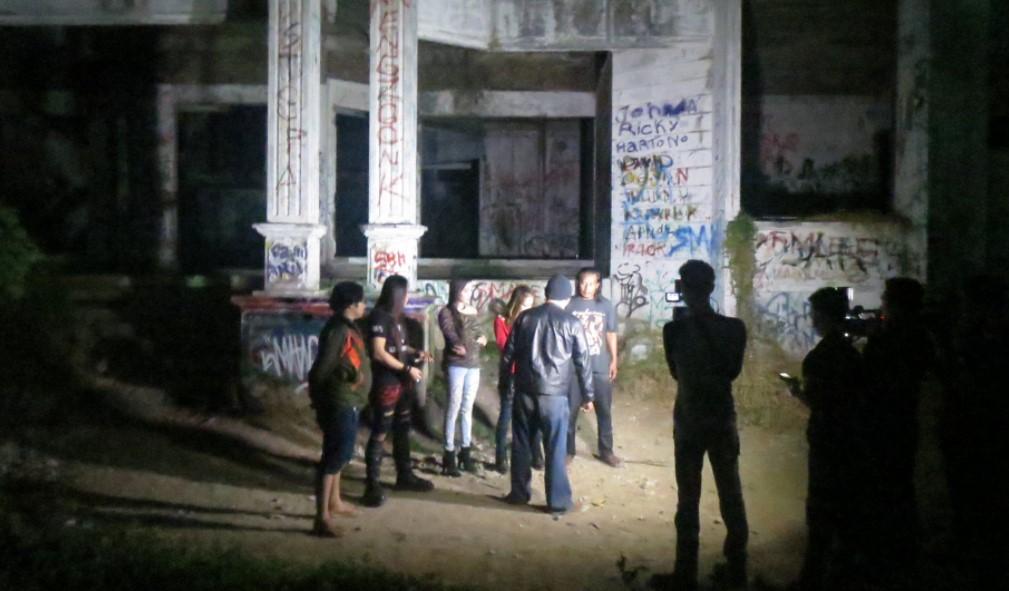 """Wisata Mistis """"Rumah Darmo"""", Urban Legend Terpopuler di Surabaya"""