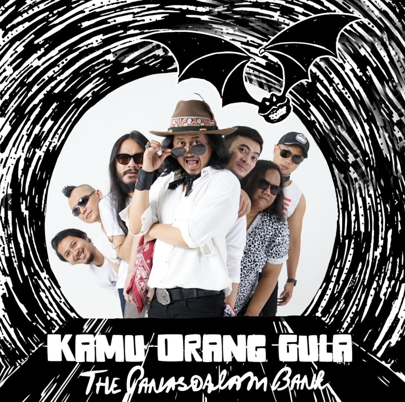 "The Panasdalam Bank Rilis ""Kamu Orang Gula"", Single Dari EP Terbaru!"