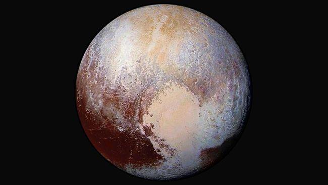 Ilmuwan Temukan Planet Pengganti Pluto, Begini Wujudnya! (Foto: REUTERS/NASA/JHUAPL)