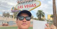 Arief Muhammad Lelang Udara Las Vegas, Hasilnya Disalurkan untuk Guru Honorer
