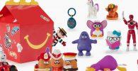 McDonald's Bakal Kurangi Penggunaan Plastik untuk Mainan Happy Meal