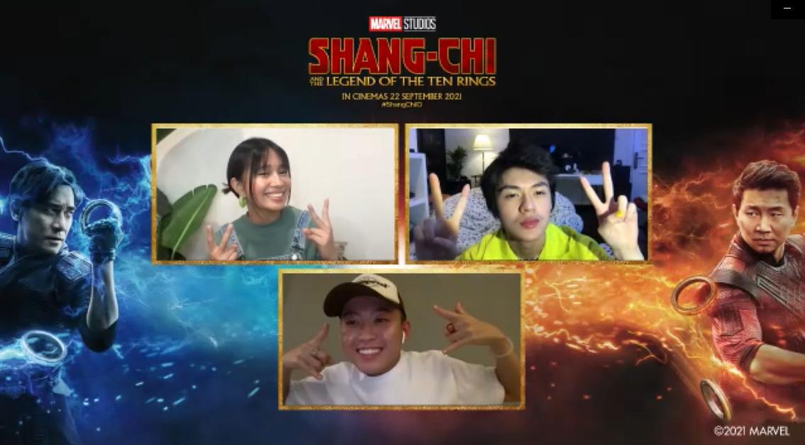Rich Brian, NIKI, dan Warren Hue Ceritakan Pembuatan Soundtrack 'Shang-Chi', Pakai Imajinasi!