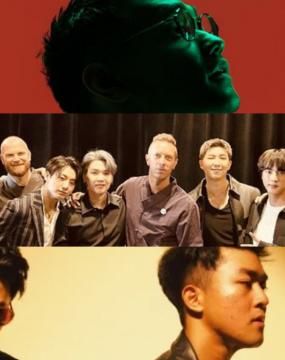 "Coldplay Rilis Lagu Kolaborasi Bareng BTS, Afgan Gandeng Robin Thicke di Remix Lagu ""Touch Me"" [Friday Music Selection]"