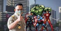 Terkendalinya Kasus Corona di Jakarta Bagaikan 'Avengers', Begini Kata Anies Baswedan!