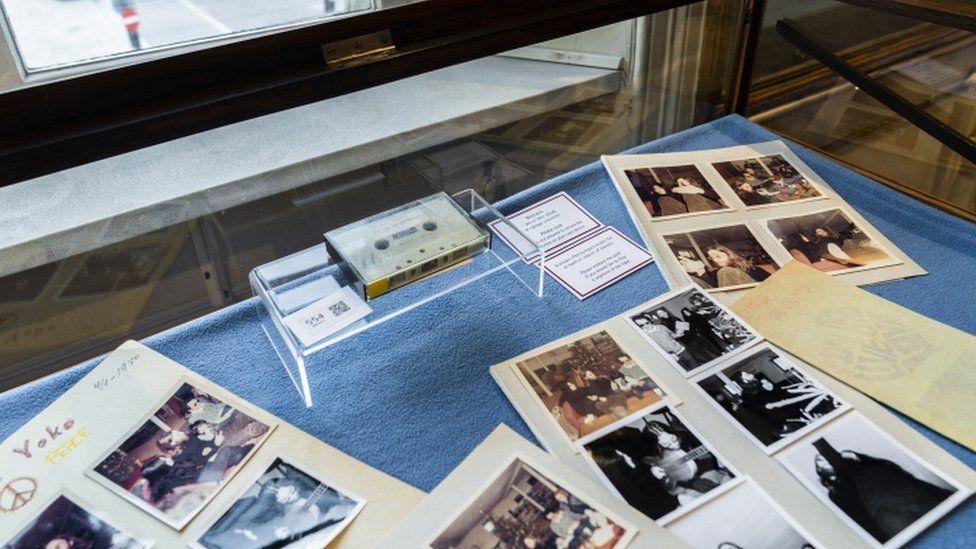 Rekaman John Lennon dan Yoko Ono dari 50 Tahun Lalu Dilelang, Terjual Rp832 Juta