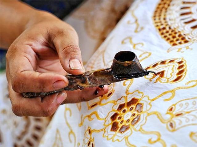 Jenis Batik Tulis