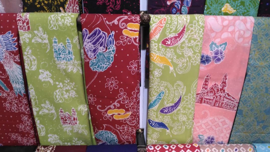 Jenis batik print