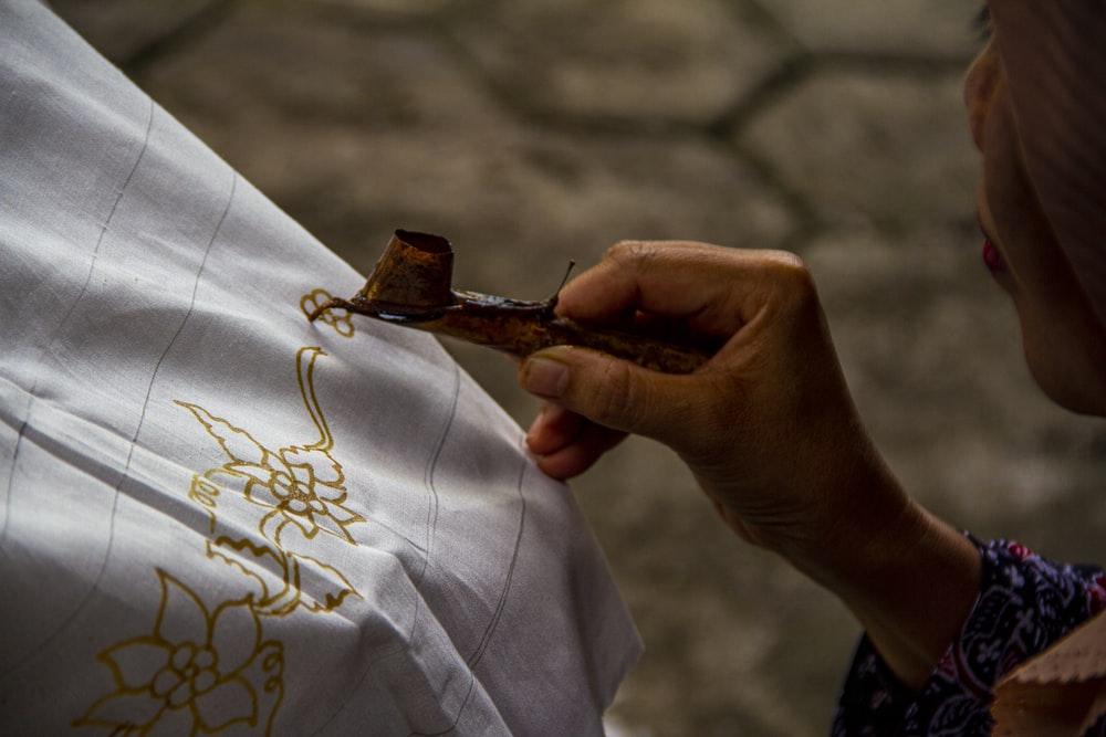 Penjualan Batik Anjlok di Hari Batik Nasional