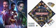 Monopoly Edisi Spesial 'Eternals' Bocorkan Lokasi-Lokasi yang Bakal Tayang di Film!