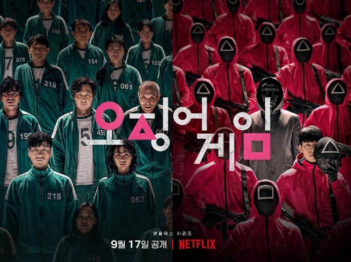 Provider Internet Tuntut Netflix Usai Squid Game Bikin Lonjakan Traffic yang Fantastis