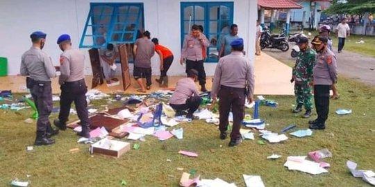 Usir Tim Vaksinasi Aceh, 7 Warga Diusung Jadi Duta Vaksin!
