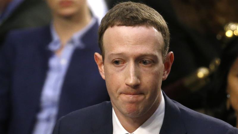 Instagram Down, Pemilik Facebook Mark Zuckerberg Rugi 99 T!