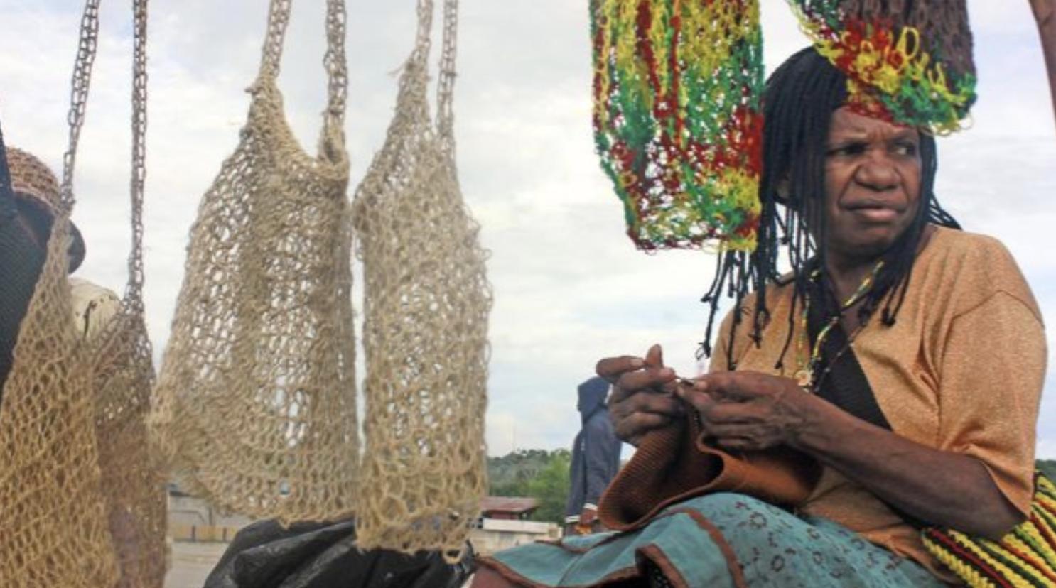 PON Papua Bawa Dampak Positif Buat Pelaku UMKM, Noken dan Ulat Sagu Hits