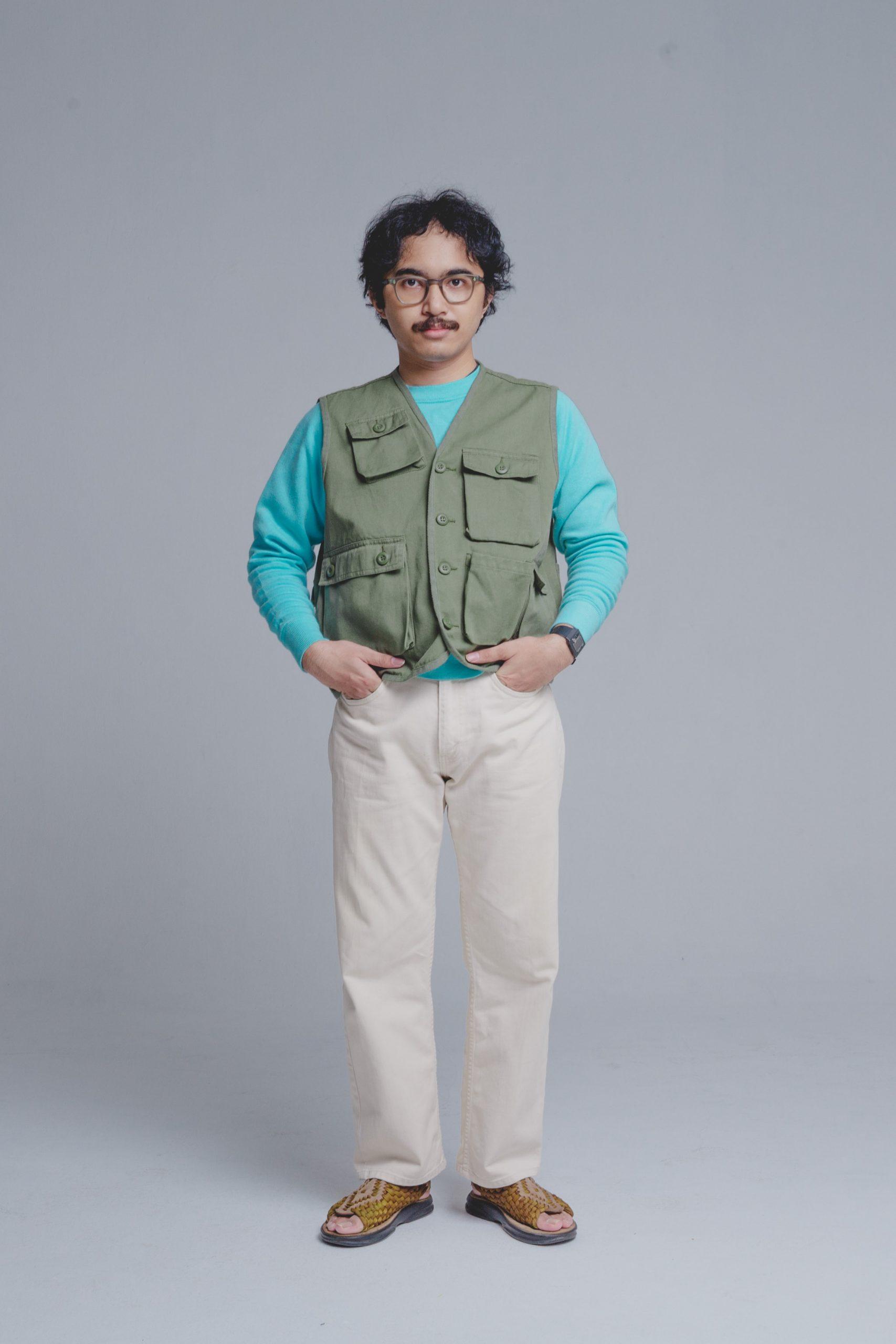 """Nuansa Vintage Military Jadi Tema Rilisan Baru Hoya Fields yang Bertajuk """"Olive on Peace"""""""