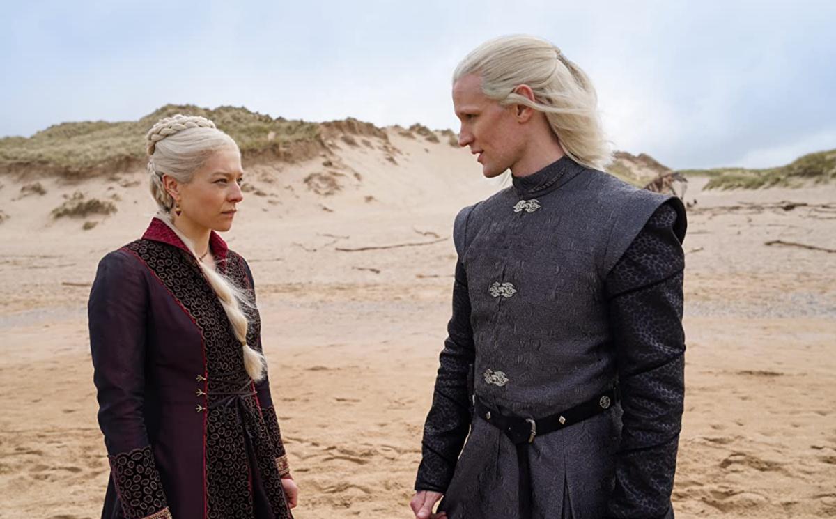 Teaser Perdana House of the Dragon Dirilis, Perlihatkan Wujud Baru Iron Throne