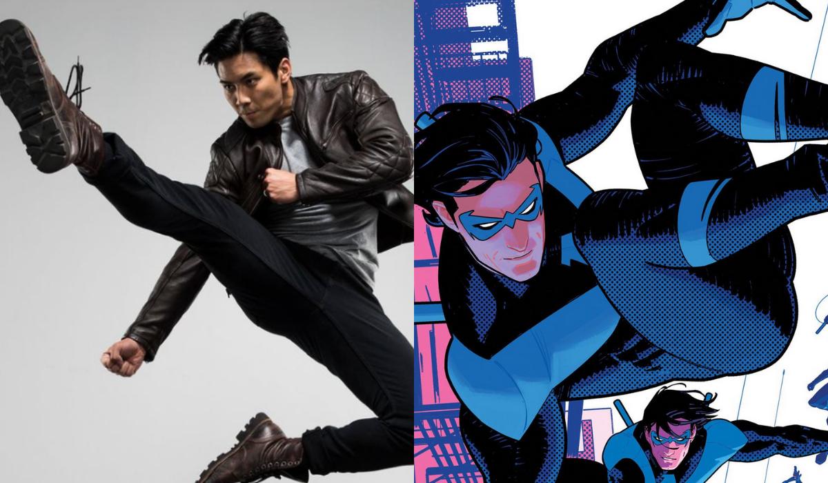 Dua Aktor Indonesia Bakal Perankan Nightwing dan Red Robin