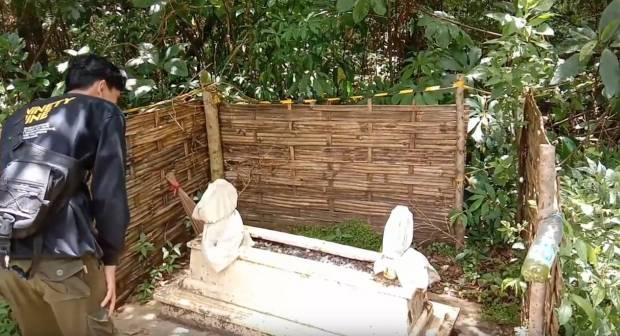 Makam Misterius Muncul di Jalur Kawah Ijen Banyuwangi, Kramat?