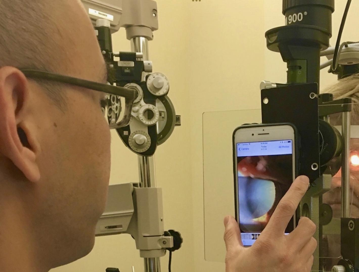 Kamera iPhone 13 Pro Bisa Untuk Periksa Mata? Ini yang Dokter di AS Lakukan!