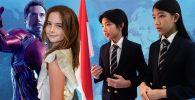 Mishcka Aoki dan Devon Kei Enzo, duo bersaudara yang berhasil menjuarai 33 medali untuk Indonesia dari olimpiade matematika dan sains tingkat internasional suarakan isu perubahan iklim.