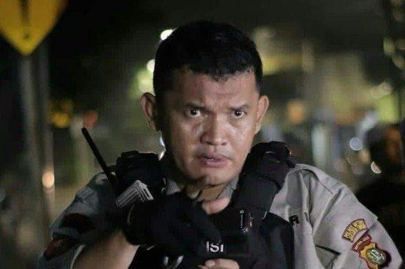 'Polisi Artis' Aipda Ambarita Kena Mutasi, Usai Geledah HP Warga