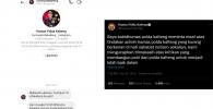 Humas Polda Kalteng Jadi Sorotan Karena Cecar Netizen, Admin Sosial Media Diperiksa Propam