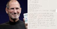 Surat Tulisan Tangan Steve Jobs Dilelang, Sebut Ketertarikan Pada Ilmu Buddhad dan Keinginan Pergi ke India
